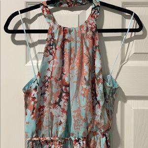 Jessica's Simpson Maxi Dress.